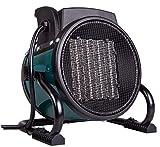 VONROC Chauffage électrique 2000W - 3 positions - ventilateur - surface jusqu'à 20m2