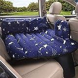 GFSDGF Petit Matelas Gonflable de lit de Voiture de Voiture SUV Plus épais de Voiture pour bébé