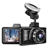 AZDOME 1080P Caméra Embarquée Voiture avec 3' Ecran, 170°Grand Angle, Enregistrement en Boucle, G Capteur, Surveillance de Stationnement, Vision Nocturne Caméra Voiture Dashcam Conduite Enregistreur