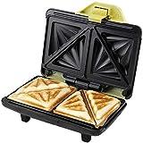 Cuisine fournit Slice Sandwich Maker multifonction antiadhésifs pain Grille-pain de ménage Waffle machine Hamburger Maker for le petit déjeuner KaiKai