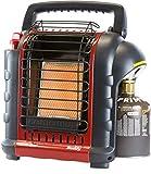 Mr. Heater Portable Buddy Chauffage gaz avec Adaptateur pour Cartouches gaz avec 7/16de Filetage