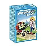 Playmobil - Maman avec Jumeaux et Landau - 5573
