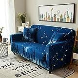 Housse de canapé Stretch Force Housse de canapé élastique Universelle Housse de canapé Housse de canapé Housse de Chaise Housse Canap A13 4 Places