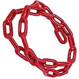 zhoul Chaîne d'extension d'oscillation en métal Enduit de Plastique d'enfants de, chaîne de Chaise Suspendue pour Chaise Suspendue extérieure intérieure, Accessoire d'oscillation