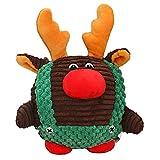 JUTOO Décorer Célébration de Noël Creative New Santa ClausDoll Plush Toys, Cadeaux Mignons pour Les Enfants