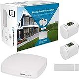 Rademacher HomePilot® (3ème génération) avec Contact de fenêtre/Porte + 2 actionneurs de radiateur DuoFern