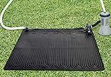 INTEX - Réchauffeur solaire d'eau pour piscine
