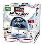 Rubson AERO 360° Absorbeur d'humidité pour pièces de 20 m², déshumidificateur d'air anti odeurs & anti moisissure, inclus 1 recharge neutre de 450 g