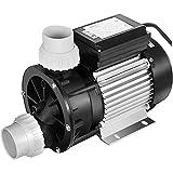VEVOR Pompe Circulation Eau Chaude Électrique, 370 W / 220V Pompe de l'eau Piscine et Bassin, 270 L/Min Pompe à Eau de Recirculation Circulateur, pour Transmettre et Faire Circuler l'eau de Mer