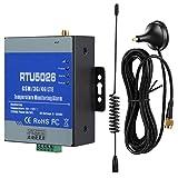 Alarme de panne d'alimentation, RTU5026 Alarme de surveillance d'état de court-circuit de température de circuit sans fil GSM Détection de panne de courant (UE)