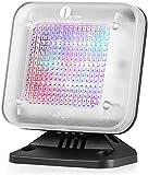 1 BY ONE Simulateur TV de Télévision TV Panneau LED Sécurité Anti Effraction et Antivol