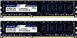 Timetec Hynix IC 16GB Kit (2x8GB) DDR3 1333MHz PC3-10600 Unbuffered Non-ECC 1.5V CL9 2Rx8 Dual Rank 240 Pin UDIMM Bureau Mémoire RAM Module Upgrade (16GB Kit (2x8GB))