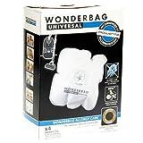 Wonderbag - Lot de 4 sacs aspirateurs «Allergy Care» pour aspirateur Rowenta
