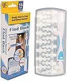 Kit d'outil en spirale pour retrait du cérumen avec 16embouts lavables, sûrs et doux Pour enfants et adultes