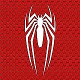 Amacigana Spider Man Drap-housse pour lit à sommier tapissier 90 x 200 – Drap housse super doux en 100 % microfibre – sur-matelas jusqu'à 30 cm de hauteur, multicolore