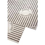 Xavax Filtre plat pour hottes aspirantes (2 filtres avec indicateur de saturation, découpage sur mesure, 47 x 57 cm) Blanc/Gris