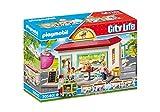 PLAYMOBIL City Life 70540 Mon Magasin à Burger à partir de 4 Ans