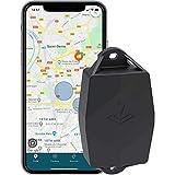 TRAKmy Traceur GPS Ultra : Autonomie 5 Ans + Abonnement Inclus (1 an) + sans Carte SIM + sans Câblage. Voiture, Bateau, Remorque, Camping Car - BTP : Engin/Matériel de Chantier