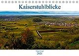 Kaiserstuhlblicke (Tischkalender 2021 DIN A5 quer): Die idyllischen Landschaften des von der Sonne verwhnten Kaiserstuhls. (Monatskalender, 14 Seiten )