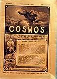 COSMOS [No 1506] du 04/12/1913 - TOUR DU MONDE - EXPOSITION DE GAND - MATERIEL DE CHEMIN DE FER - NOS APPARTEMENTS ET LE CHAUFFAGE - LES CHARANCONS DES FRUITS - METHODE D4APPRECIATION DU BETAIL EN SUISSE - LE MICOCOULIER DE PROVENCE ET L'INDUSTRIE DES FOUETS DE PERPIGNAN