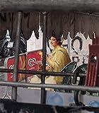 N / A Kits de Peinture de Diamant 5D pour Les Enfants et Les Adultes, Pain grillé Cadeau Parfait pour Les Enfants DP637259 -Round Drill,70x110cm