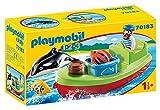 Playmobil - Bateau et Pêcheur - 70183