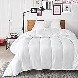 My Lovely Bed - Couette 4 Saisons - 240x260 cm - 3 en 1 (200g/m² et 300g/m² = 500g/m²) - Chaude pour l'hiver/Légère pour l'été