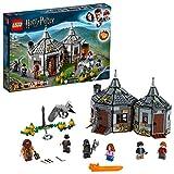 LEGO 75947 HarryPotter LacabanedeHagrid:LeSauvetagedeBuck, avec Figurine d'hippogriffe, idée Cadeau pour Les Fans du Monde Sorcier