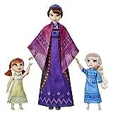 Disney Frozen 2, Berceuse de la reine Iduna et ses filles, jouet pour enfants inspiré de La Reine des neiges 2 de Disney