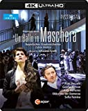 Verdi : Un Bal masqué. Beczala, Petean, Harteros, Fomina, Mehta, Erath. [4K] [Blu-Ray]