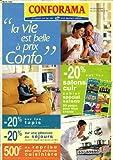CONFORAMA, CATALOGUE, OCT.-NOV. 1999