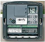 SOMFY - Armoire de commande - motorisation porte de garage enroulable pack AXROLL RTS - 1841034
