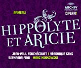 Hippolyte Et Aricie / Act 1 - Prélude...''Ne Vous Alarmez Pas D'un Projet Téméraire''