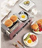 Toaster Accueil Multi-fonction Toaster Machine Toaster automatique Toaster 2 Pilote de sol fangkai77