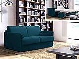 Bestmobilier - Roma - Canapé 3 Places Convertible - Ouverture Express - Couchage Quotidien
