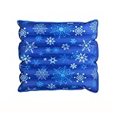 Chair Cushion Back Cushion Seat Cushions - Thickened Cooling Ice Water Cushion Waterproof Cool Office Home Chair Cushion Pad Self-Help Add Water Bag Seat Cushion Comfortable Durable (Color : 05)