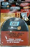 GEB 821523 Blister de Tresse Ø 10 à 9 mm Longueur 2,50 m Clair