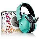 SCHALLWERK ® Kiddies – casque anti bruit enfant – atténue le bruit et protège les oreilles des enfants – idéal pour la vie quotidienne, les événements sportifs et musicaux