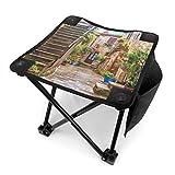 End Nazi Italie Toscane Tabouret de Camping Portable chaises Pliantes chaises Pliantes extérieures pour Camping pêche randonnée