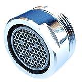 22mm mâle robinet robinet aérateur - jusqu'à 70% d'économie d'eau 4 l/min