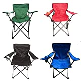 Soytich Angelerstuhl Charnière Chaise Chaise Pliante Chaise Compingstuhl (Stuhl2) - Vert, Gruen
