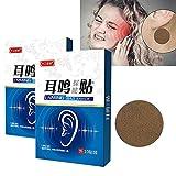 Donubiiu Cache-oreilles anti-acouphènes - Soulage les boucles d'oreilles - Extrait de plantes - Améliore l'écoute - Améliore la concentration, la concentration et la mémoire