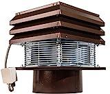 Extracteur De Fumée Pour Conduit Rond 30 cm 300 mm Pour Cheminée Ventilateur Aspirateur Extracteur Électrique De Fumées Extracteurs L'extraction De La Fumée Pour Poêle Thermique Barbecue