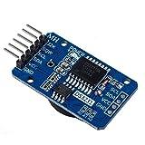 WINGONEER Minuscule DS3231 AT24C32 I2C Module de précision Horloge en Temps réel Module pour Arduino