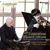 Générations-Senaillé & Leclair : Sonatas for Violin and Harpsichord