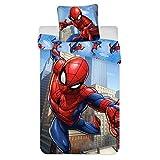 Spiderman Ultimate - Parure de Lit Enfant - Housse de Couette