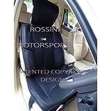 R – Housses de siège auto YMDX pour Peugeot RCZ Noir