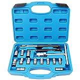 CCLIFE 17 pièces fraise Injecteurs injecteurs de moteur CDI Outil de moulage par injection