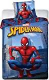 Parure Housse de Couette Spider-Man - Parure de lit Spiderman