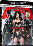 BATMAN V SUPERMAN : L'AUBE DE LA JUSTICE - BLU-RAY 4K - DC COMICS